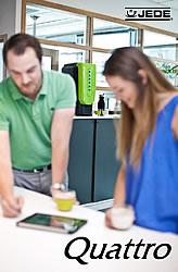 Káva do kanceláří – nejčastější životabudič!