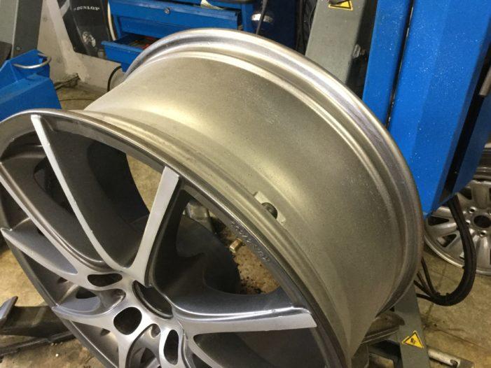 Oprava poškozeného alu disku nezrujnuje váš rozpočet