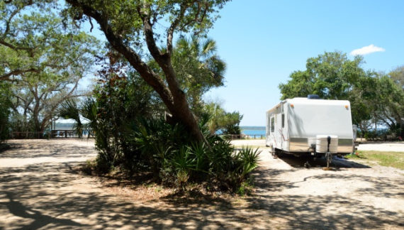 Půjčte si karavan a hurá na dovolenou