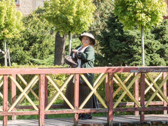 Atmosféra a krása Luhačovic láká i filmaře