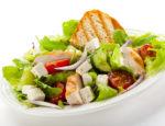 Kuřecí salát s Levandulí