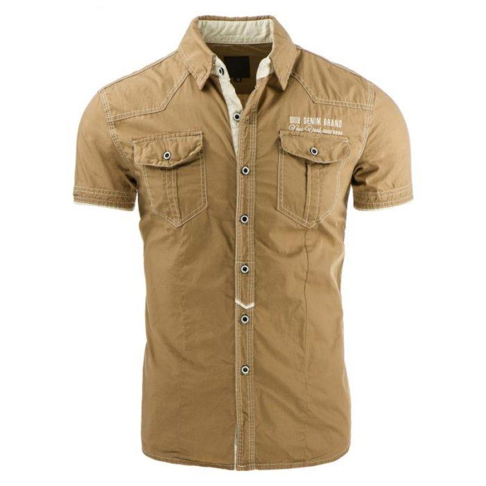 Chystáte se na výběr pánské košile?