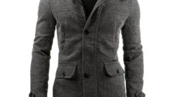 Jaký pánský kabát vám nejlépe sedne?