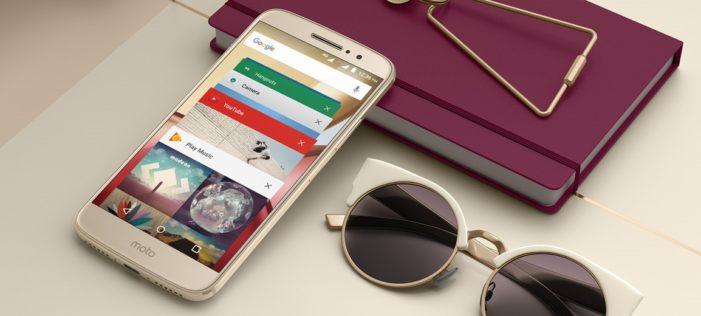 Moto M: výjimečně elegantní smartphone