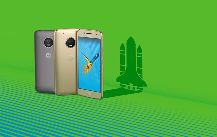 Moto G5 a G5 Plus: pátá generace s prémiovými funkcemi