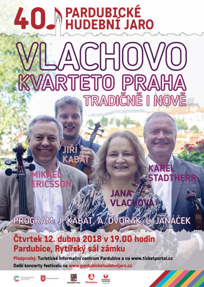 Vlachovo kvarteto Praha tradičně i nově