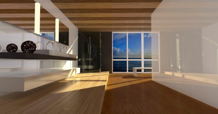 Užijte si spojení s přírodou v minimalistickém bydlení