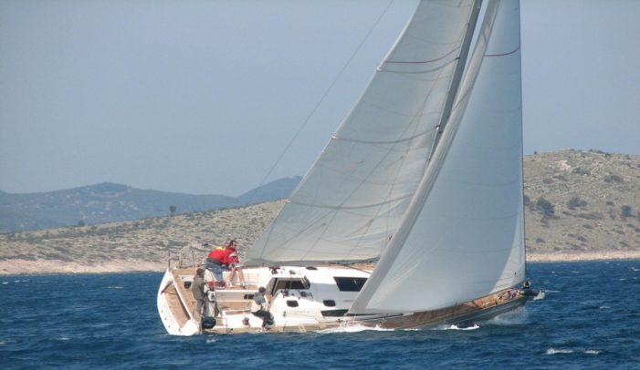 Jachting v Chorvatsku